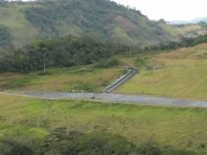 Imagen de la mina Bellavista, en Miramar de Puntarenas. CRH