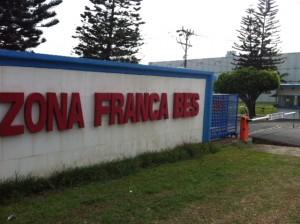 Zona franca tiene 8 días para presentar plan de mejoras. Archivo CRH