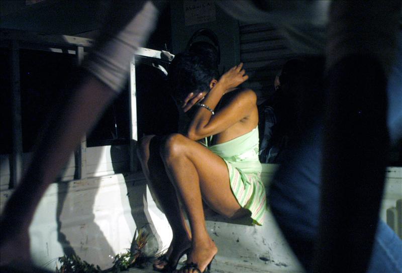 prostitutas arte los anuncios de prostitutas en los parabrisas serán ilegales