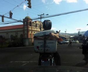 ¡Las cosas que solo pasan en Costa Rica!.