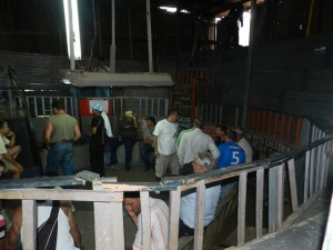 Gallera de Calles Fallas deberá ser demolida el 23 de junio. CRH