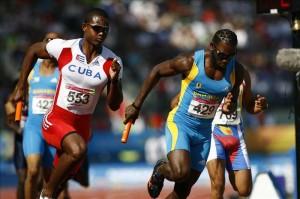 La IAAF anuncia los 16 relevos clasificados para cada categoría. EFE