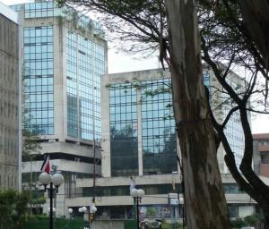 Imagen del edificio de SUGEVAL. CRH