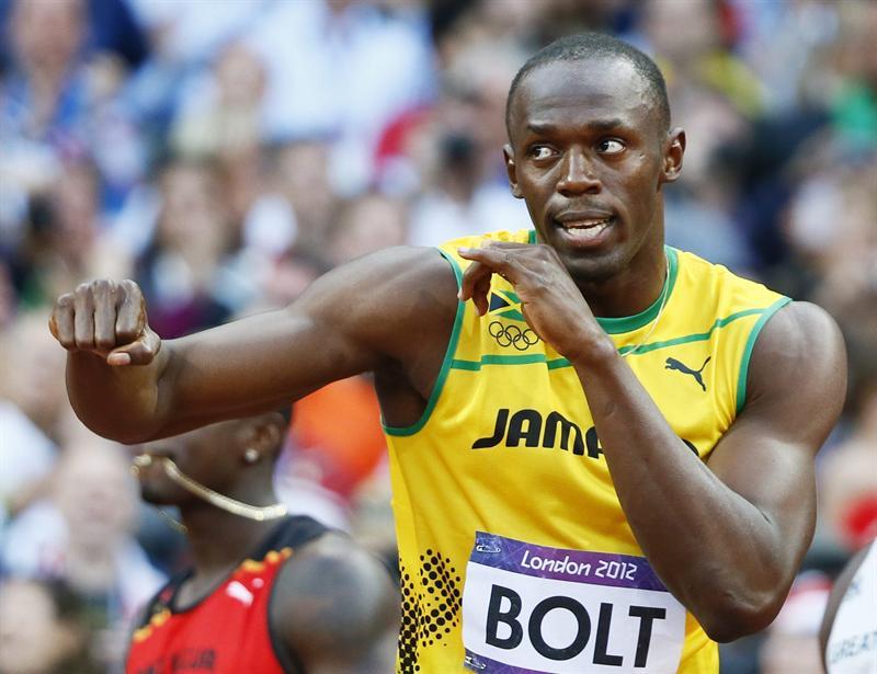 Imagen de archivo, Usain Bolt. EFE