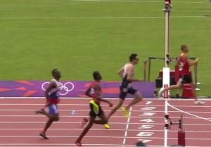 Nery entró cuarto en su heat y quedó, lamentablemente, fuera de las Olimpiadas.