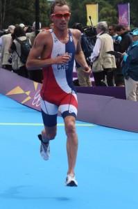 Leonardo Chacón, triatlonista costarricense.