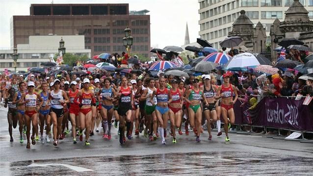 Etiopía se adueña de maratón femenina, tica ingresa de 91
