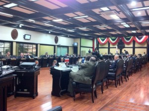 TLC con Unión Europea ya se encuentra en la Asamblea. CRH