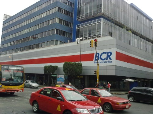 Fitch pone en perspectiva negativa a cinco bancos for Oficinas bcr