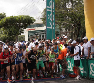 Las principales calles de San José serán tomadas por la Maratón San José-Costa Rica.