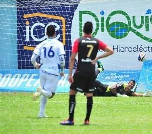 Pérez Zeledón peleará por los tres puntos que había perdido, Foto tomada: Unafut