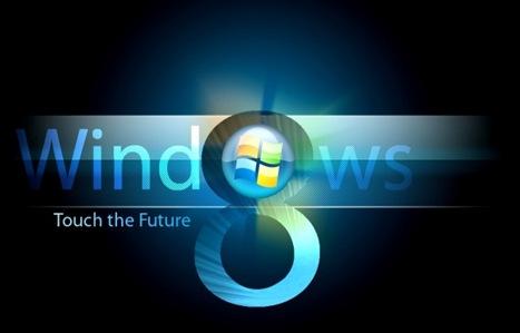 Los primeros fichines para el nuevo SO de Microsoft.