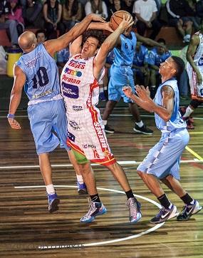 Barva continúa imparable en el Baloncesto Nacional. Foto: Facebook ...
