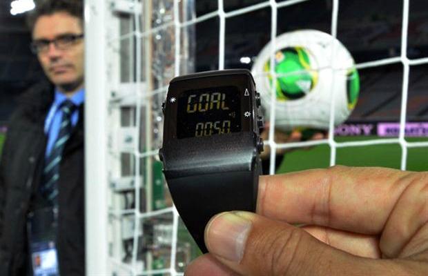 tecnología arbitro sensor