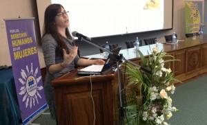 La experta en derechos sexuales y reproductivos Alejandra Cárdenas habló sobre los alcances de la sentencia de la Corte Interamericana en relación con la FIV. (CRH)