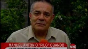 Captura de pantalla de youtube. Pilo Obando.