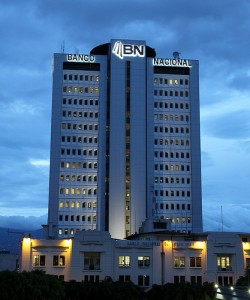 El Banco Nacional deberá reembolsar al Grupo Mercantil Lapis Lazuli S.A. un total de $288.190,56. CRH.