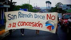 Estudiantes se movilizaran mañana en el sector de San Ramón.
