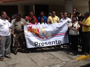 Organizaciones sindicales de Centroamérica reconocen elección de Nicolás Maduró en Venezuela. CRH