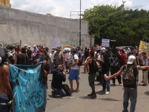 Detenidos en disturbios del 1 de mayo  serán procesados por resistencia agravada, daños y agresión con arma. (CRH)