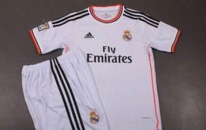Este será el primer uniforme del Real Madrid. Foto marca.com