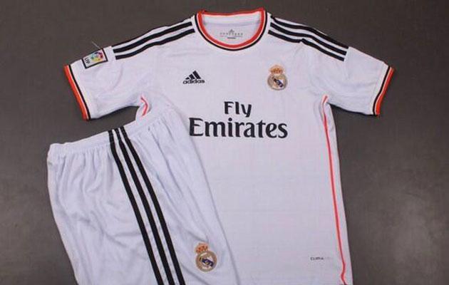 Este Ser   El Primer Uniforme Del Real Madrid  Foto Marca