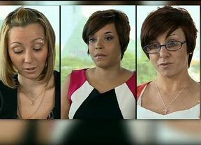 Amanda Berry, Gina De Jesus y Michelle Knight, estuvieron secuestradas por casi 10 años.