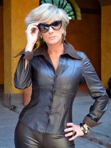 Canal 7 cortó dramática escena de 'La Patrona' en la que Antonia ...