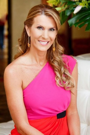 Patricia Figueroa es el rostro de Giros y Noticias Repretel edición vespertina.