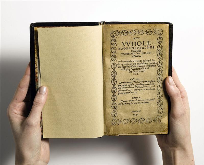 El primer libro impreso en ee uu podr a batir el r cord - Libros antiguos valor ...
