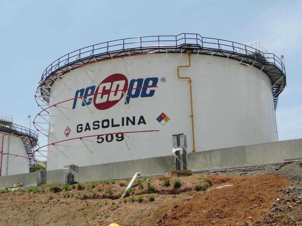 RECOPE sólo cerrará la distribución de combustible el 25 y el 1 de enero