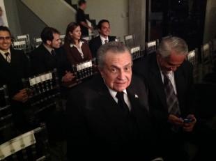El expresidente Abel Pacheco votará por el PAC. (Archivo. CRH).