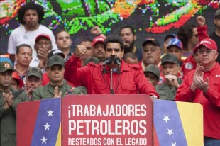 Nicolas Maduro. EFE.