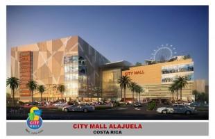 Así se vería el nuevo centro comercial City Mall, que abriría sus puertas en noviembre del próximo año. Cortesía de City Mall.