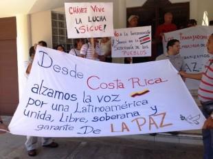 Empresarios alzan la voz por Venezuela.  CRH.