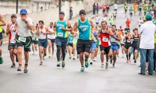 Carrera La Candelaria reunió a unos 8 mil corredores. Imagen con fines Ilustrativos. Foto A Buen Paso.