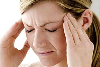 causas del dolor de cabeza y mareos