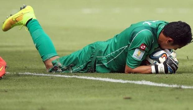 """Keylor Navas: """"Haceme el antidoping, Blatter"""""""