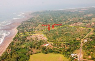 Los inversionistas del proyecto Las Olas demandan a Costa Rica ante el Ciadi. (Tomada del Facebook Las Olas Beach Community)