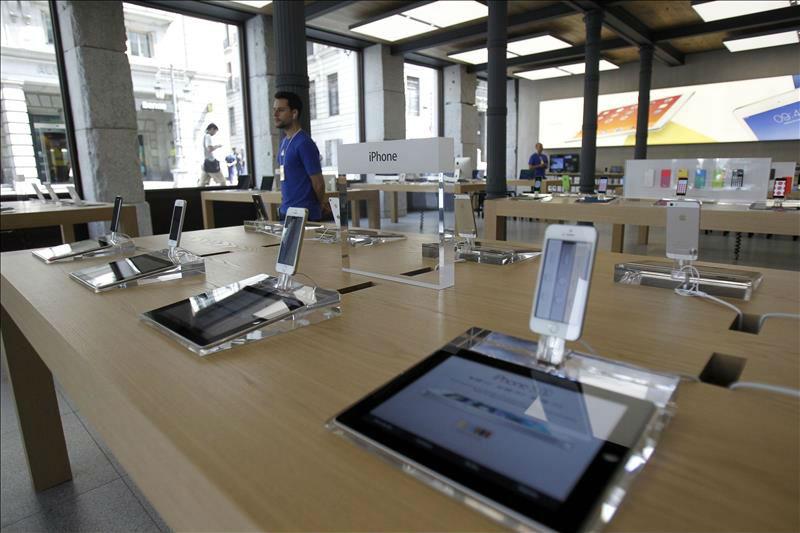 Apple pierde el juicio contra la oficina de patentes de for Oficina de patentes