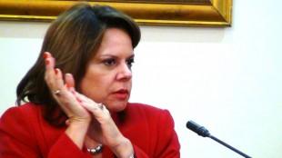 Ana Helena Chacón, vicepresidenta de la República.