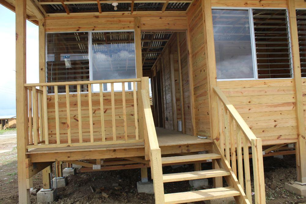 Construir casas en madera vale la pena - Como construir una casa de madera ...
