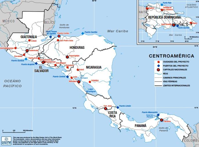 Informe recomienda trabajo conjunto de los pases de Centroamrica