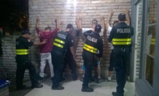 Los sospechosos de planear el asalto fueron detenidos. Foto MSP