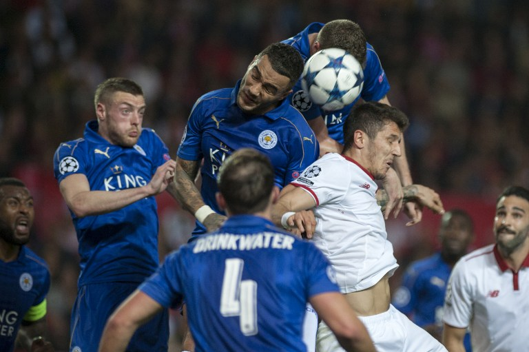 Sevilla Leicester