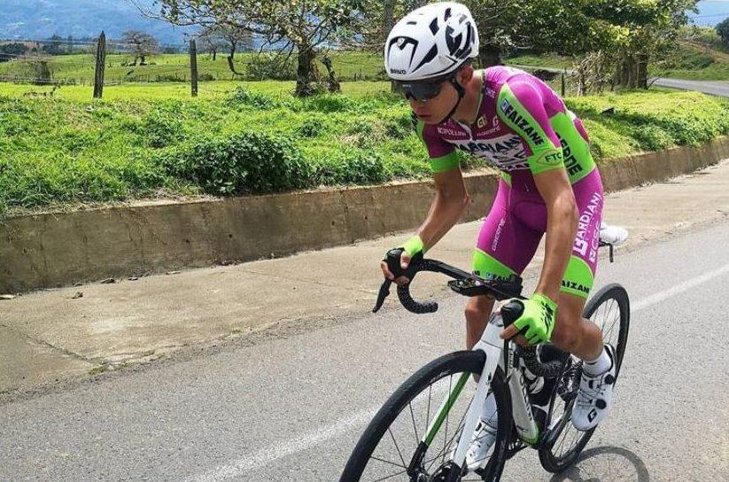 Tico Kevin Rivera busca un cupo al Giro de Italia